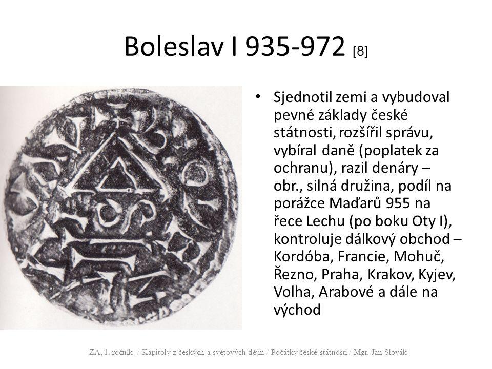 Boleslav I 935-972 [8]